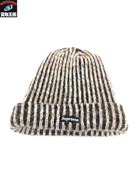 Supreme Rainbow knit Loose Gauge Beanie/20aw シュプリーム