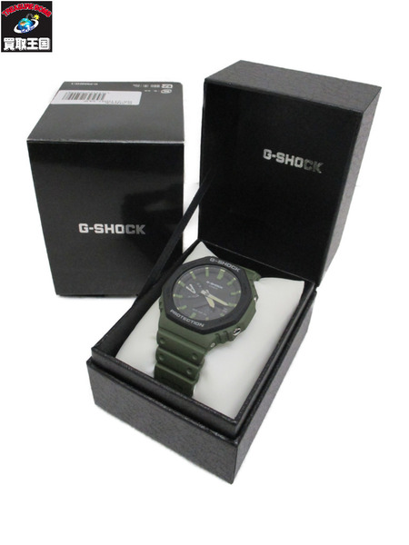 CASIO G-SHOCK GA-2110SU クオーツ