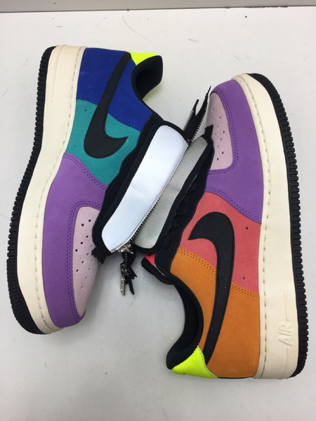 NIKE AIR FORCE 1 07 LV8 PRISM PINK 27.0cm CU1929-605