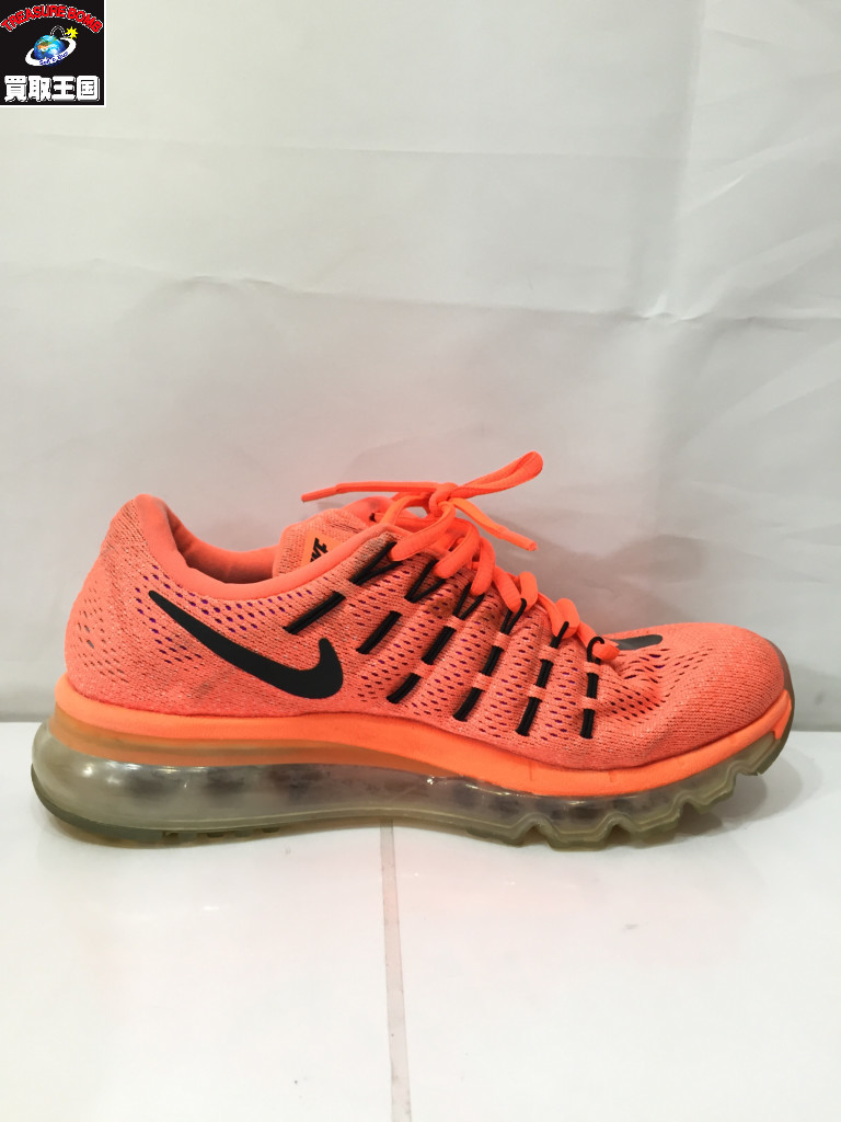 NIKE/Wmns Air Max 2016 Hyper Orange/24.5cm ナイキ