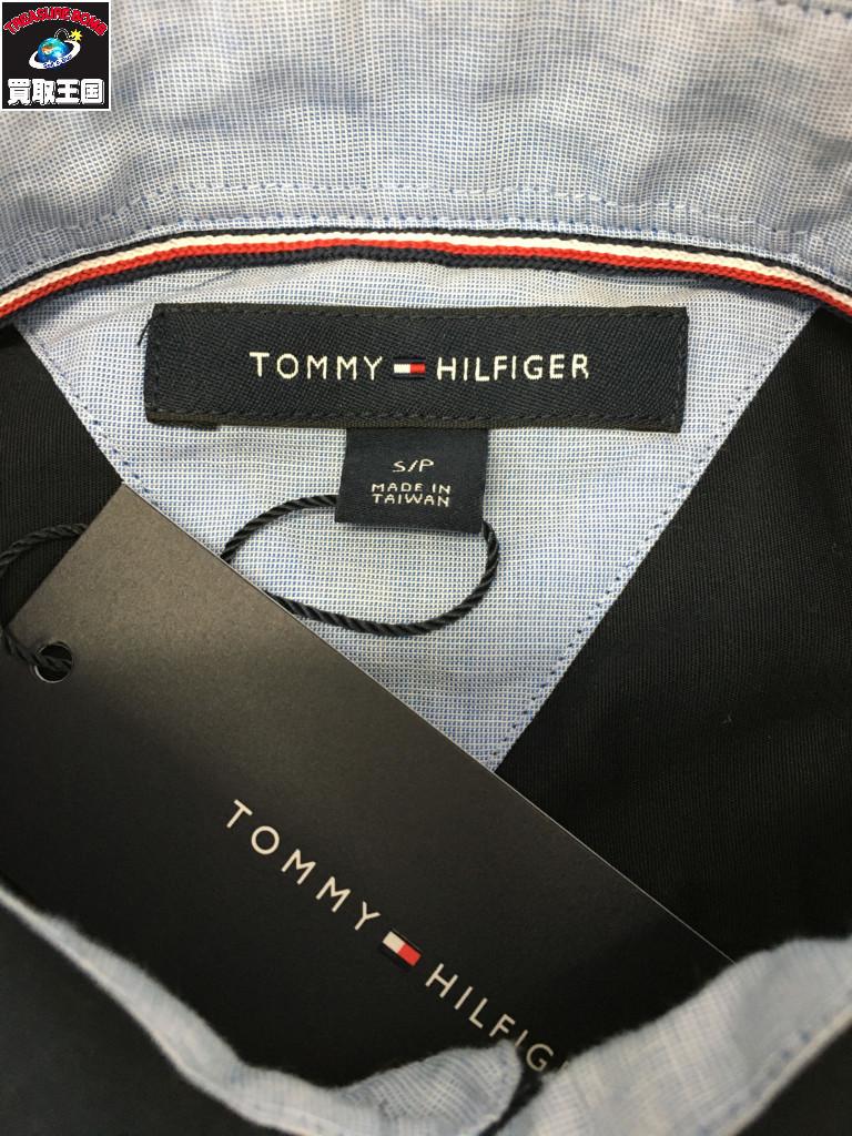 TOMMY HILFIGER ストレッチシャツ S