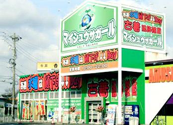 外観:マイシュウサガール 豊田店